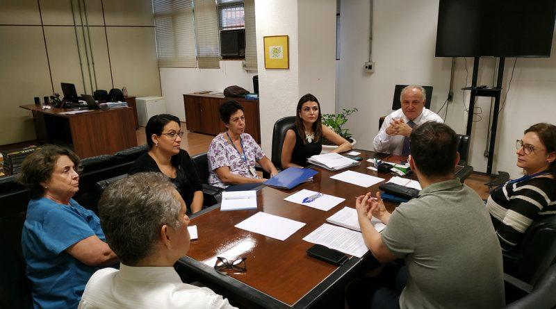 Colaboradores da Fundação Casa visitam IMESC