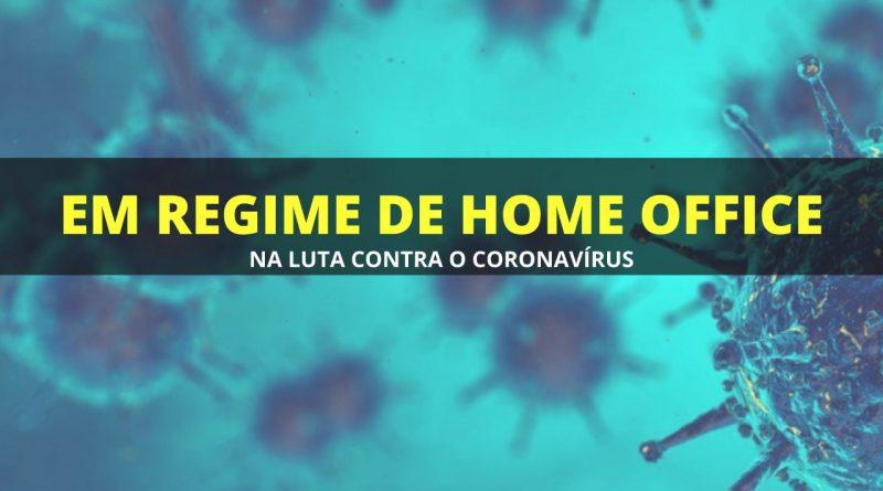 Imesc atua para garantir home office dos seus serviços aos cidadãos