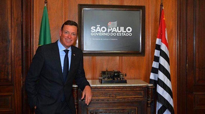 Fernando José da Costa, secretário de Justiça de São Paulo, assume a superintendência do Imesc
